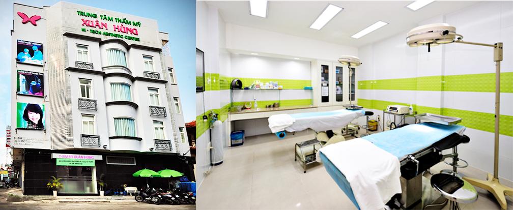 Giới thiệu về trung tâm thẩm mỹ Xuân Hùng
