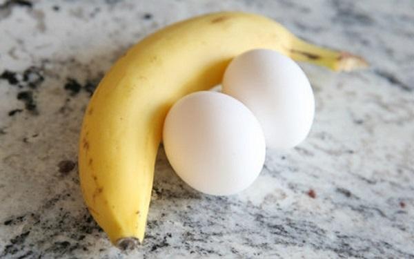 Trẻ hóa da bằng trứng gà