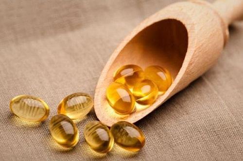 Trị nám da mặt bằng vitamin e