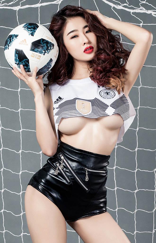 1Top 9 mỹ nữ có bộ ngực đẹp nhất showbiz Việt
