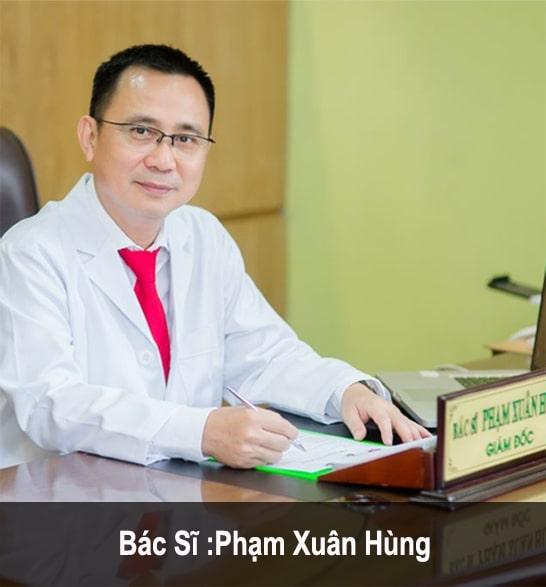 Dr.Phạm Xuân Hùng