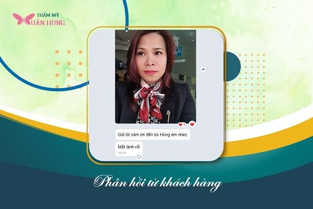 Trung tâm thẩm mỹ Xuân Hùng
